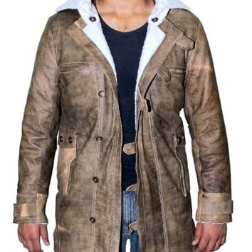 Real Leather Coat Jacket – Swedish Bomber Jacket for Mens | Fashion heavens