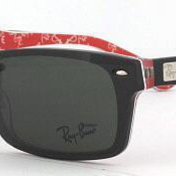 Custom Fit Polarized CLIP-ON Sunglasses For Ray-Ban 5206 52x18 RB5206