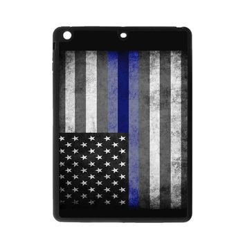The Thin Blue Line American Police Officer iPad Air 2 Case