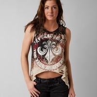 Affliction Divio Live Fast Tank Top