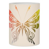Butterfly Flameless Candle