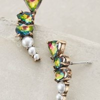 Ossenna Climbers by BaubleBar x Anthropologie Pearl All Jewelry