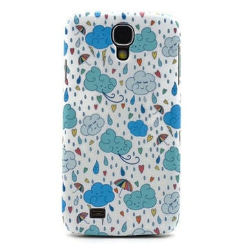 Galaxy S4 case fall iphone 6 plus case clouds iphone 5S case rainy galaxy s6 iphone 4 case galaxy S5 mini autumn LG G3 G4 Sony Xperia Z3