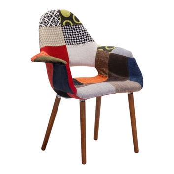 Moshe Occasional Chair Patchwork Multicolor (Set of 2)