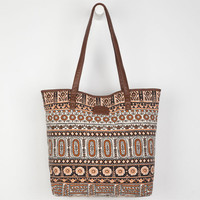 Billabong Luv The Hills Tote Bag Off-Black One Size For Women 23787910401