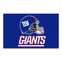 New York Giants NFL Ulti-Mat Floor Mat (5x8')