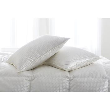 Luxembourg Down Pillow by Scandia Home