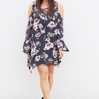 Stop And Smell The Flowers Dress