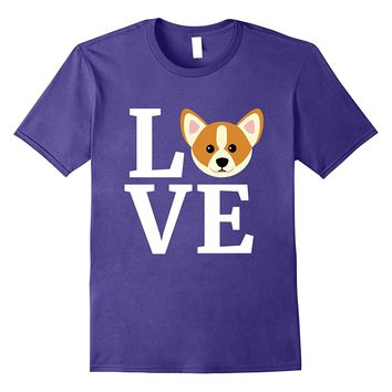 I Love My Corgi T-Shirt Dog - Gifts for Dog Lovers & Owners