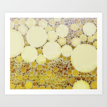 :: Mimosa Morning :: Art Print by :: GaleStorm Artworks ::