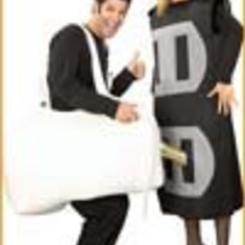 Adults Plug and Socket Costumes