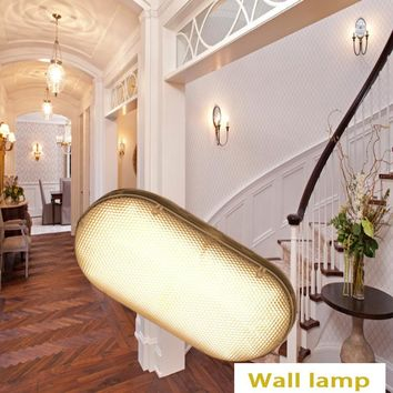 Modern Led Wall Light 240V 220V 1800LM 20W retro wall lamp country style Sconce Lamp For Bedroom Home Lighting Bathroom Fixture