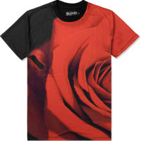 Blood Brother Black/Red Rose T-Shirt | HYPEBEAST Store. Shop Online for Men's Fashion, Streetwear, Sneakers, Accessories