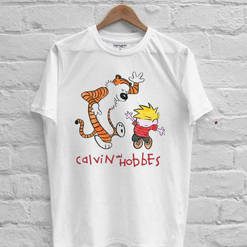 Calvin and Hobbes T-shirt Men, Women, Youth and Toddler