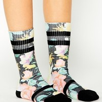 Stance Garden Punk 2 Socks at asos.com