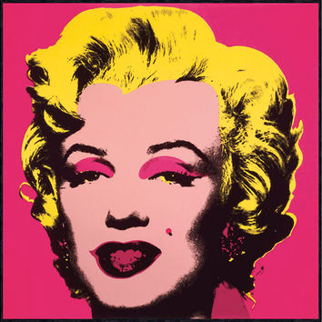 Marilyn Monroe (Marilyn), 1967, Paintings
