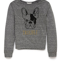 Puppy Trouble Top (Kids)