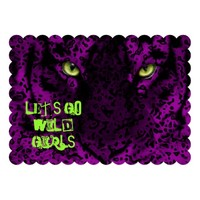 Let's Go Wild Girl's Fun Bachelorette Party