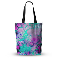 """Sylvia Cook """"Dreaming in Color"""" Everything Tote Bag"""
