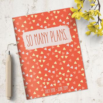 So Many Plans Planner