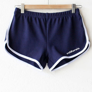 California Shorts - Navy