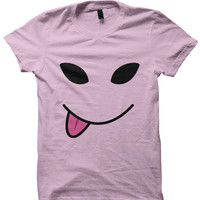 Alien Smiley Face T-Shirt