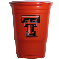 Texas Tech Raiders Plastic Game Day Cups