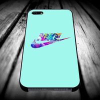 tiffany colorful nike for iPhone 4/4s/5/5s/5c/6/6 Plus Case, Samsung Galaxy S3/S4/S5/Note 3/4 Case, iPod 4/5 Case, HtC One M7 M8 and Nexus Case **