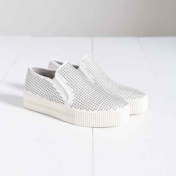 Ash Kurt Perforated Leather Slip-On