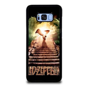 LED ZEPPELIN STAIRWAY TO HEAVEN Samsung Galaxy S8 Plus Case Cover