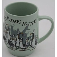 Disney Finding Nemo Seagull - Mine, Mine, Mine Coffee/Tea/Hot Cocoa Mug - Disney Theme Park EXCLUSIVE