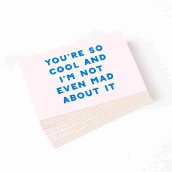 Compliment Cards (Set of 25)