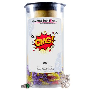 OMG! | Greeting Bath Bombs®