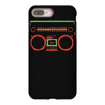 a tribe called quest   speaker hip hop the cutting edge iPhone 8 Plus