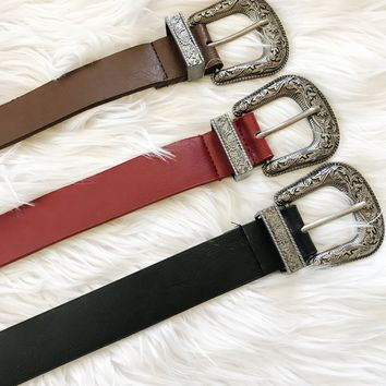 MARLA BELT- MORE COLORS
