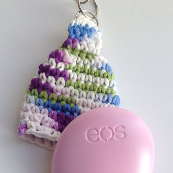 Multi-color eos Hand Lotion Holder - Crochet