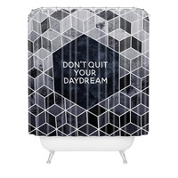 Elisabeth Fredriksson Dont Quit Your Daydream Shower Curtain