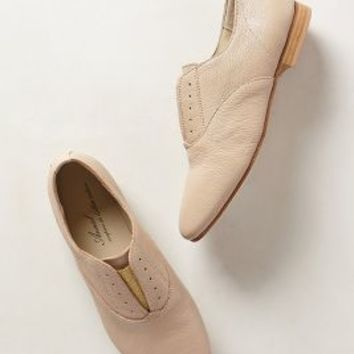Glimmered Oxfords by Anniel Neutral Motif