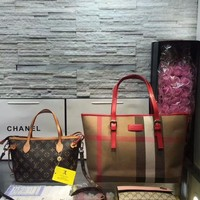Year-End Promotion 3 Pcs Of Bags Combination (Burberry Bag ,LV Bag ,Gucci Wallet)