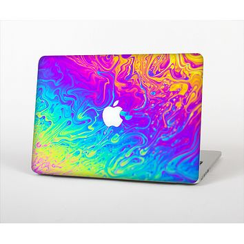 The Neon Color Fushion V2 Skin Set for the Apple MacBook Air 13""