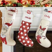 Grinch™ Stocking