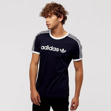 """Adidas"" Summer Couple T-shirt"