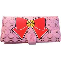 Great Eastern Entertainment Sailormoon Sailor Moon Bow Wallet