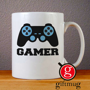 Gamer Ceramic Coffee Mugs