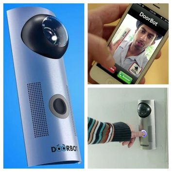 Wifi Doorbell - Techs Latest
