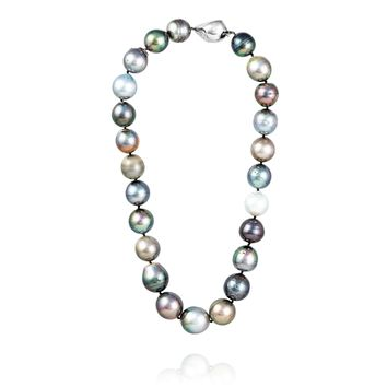 """17"""" Baroque Tahitian Pearl Necklace"""