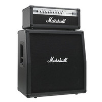Marshall MG100HCFX Amp Head & Cabinet Half Stack Bundle at Gear4Music.com
