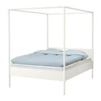IKEA | Beds | Queen & double beds | EDLAND | Four-poster bed frame