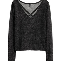 H&M V-neck Sweater $14.99