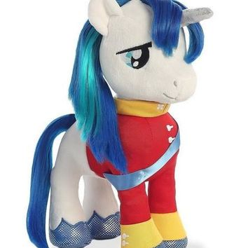 "My Little Pony Aurora World Shining Armor 10"" Plush"